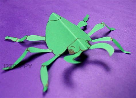bug crafts for insect crafts project ideas 123peppy