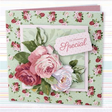 decoupage cards docrafts papermania decoupage card set simply