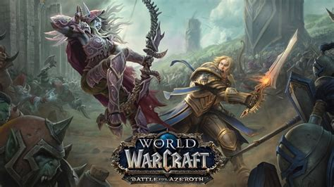 'Battle of Azeroth' Is Next 'World of Warcraft' Expansion