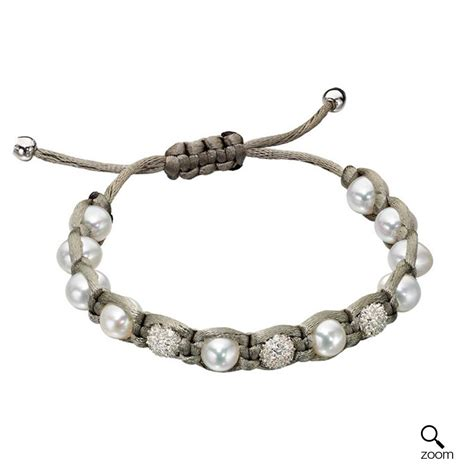 cord bracelets with cord bracelet with pearls and