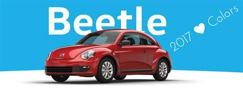 Volkswagen Colors by 2017 Volkswagen Beetle Interior And Exterior Colors