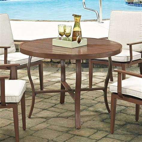 patio dining tables only patio tables only nassau outdoor patio dining table only