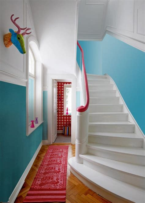 les 25 meilleures id 233 es de la cat 233 gorie res d escalier peintes sur
