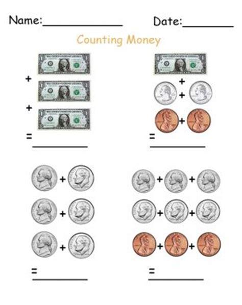 bd counting practice money worksheet free printable worksheets