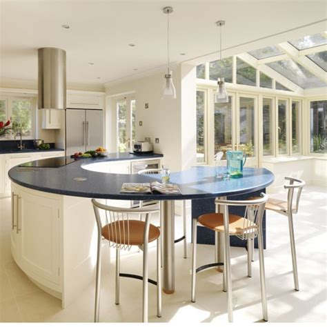 Kitchen Islands With Drop Leaf be inspired by a spacious kitchen extension housetohome