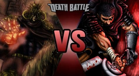 berserk oku battle prelude raoh vs guts by gokuvssuperman117