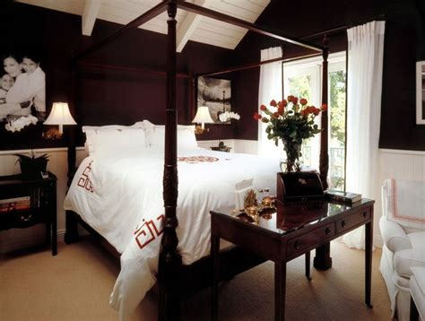 Best Bedroom Decorating Ideas quelle couleur marier avec le marron dans la chambre