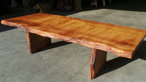 redwood burl table rustic dining tables live edge wood slabs redwood burl