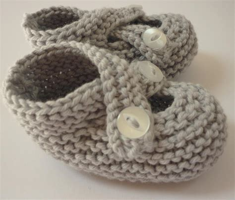 knitted shoes pattern free baby sandals knitting pattern free
