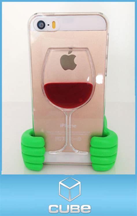 fundas originales iphone 4 funda copa de vino 3d original liquida agua para iphone 4