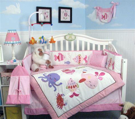 soho crib bedding soho the sea sweeties baby bedding collection baby