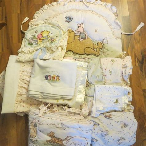 winnie the pooh crib bedding for boys classic pooh crib bedding set 28 images classic pooh