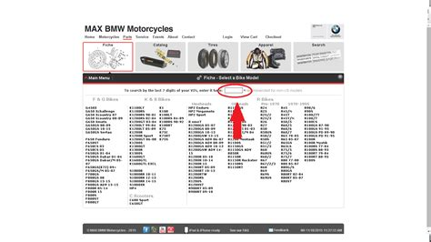 Max Bmw Parts Fiche by Max Bmw Motorcycles Parts Advice Top Tip In This Weeks