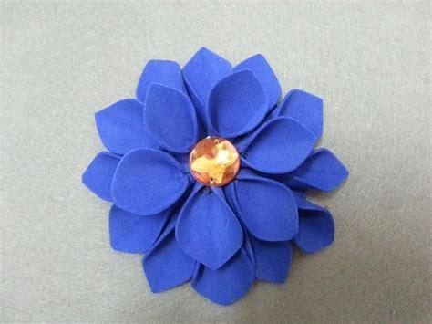 foam paper craft ideas diy tutorial diy flowers bows how to make paper