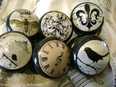 how to decoupage door knobs 25 best ideas about drawer knobs on knobs