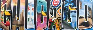 spray paint chicago skyline new logan square mural sends greetings from chicago