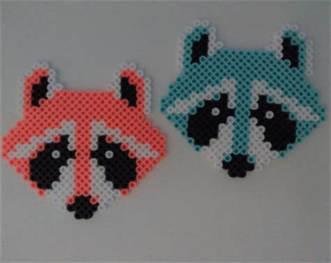 perler animals perler bead animals etsy