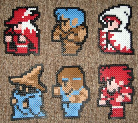 how to make perler how to make your favorite nintendo characters with perler