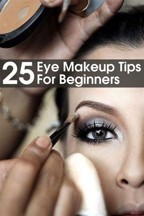 ideas for beginners 25 eye makeup tips for beginners stylecraze
