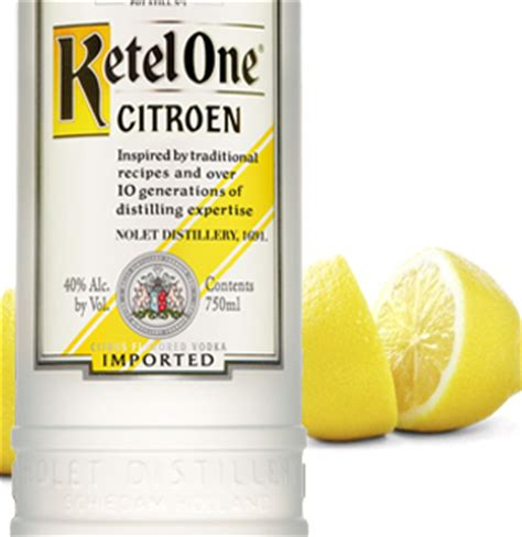 Ketel One Citroen Recipes by Ketel One Citroen Vodka Review Drink Of The Week