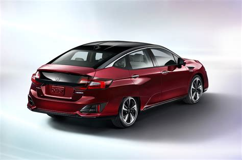 Honda Automotive by Honda Clarity Electric In Will Debut At New York