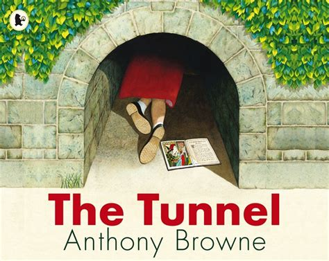 anthony browne picture books year 4 the tunnel story with a dilemma