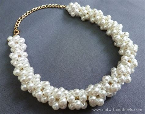 how to make pearl jewelry craftionary
