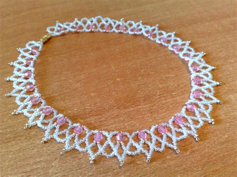 seed bead necklace patterns for beginners seed bead patterns for beginners free pattern for