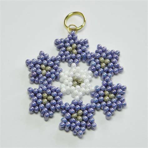 beaded flower pattern peanut bead flower pendant pattern dean beadflowers
