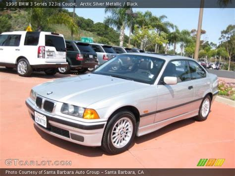 1998 Bmw 323is by Arctic Silver Metallic 1998 Bmw 3 Series 323is Coupe
