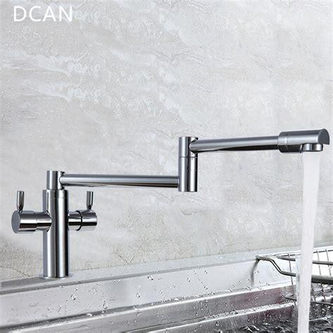 pot filler kitchen faucet get cheap deck mount pot filler aliexpress