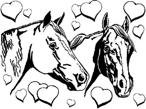 coloring pages of horses barrel racing www pixshark com