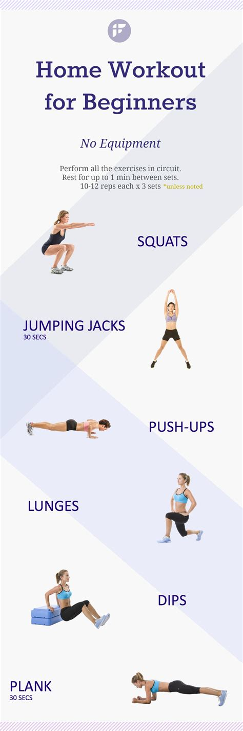 at home for beginners home fitness routine for beginners workout