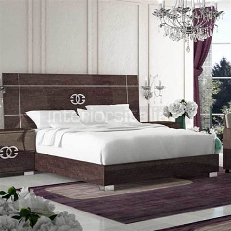 modern italian bedroom furniture modern italian bedroom set prestige umber birch