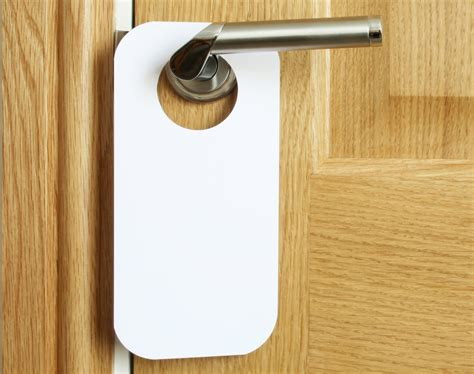 door hanging 7 improvements to get more clients from your flyers and