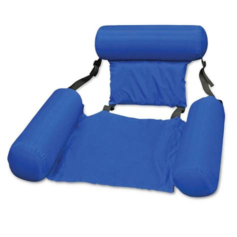 Water Chair poolmaster water chair lounger 70742 the home depot
