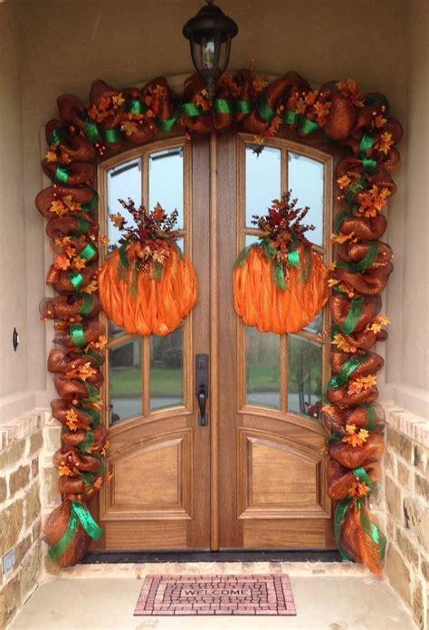 decorations with deco mesh 25 unique deco mesh pumpkin ideas on pumpkin