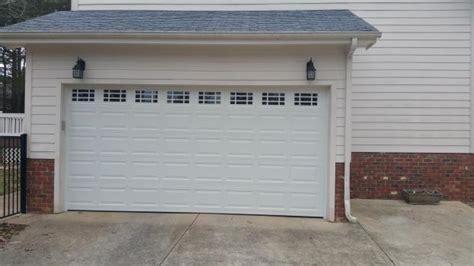 overhead door raleigh nc overhead garage door raleigh garage door openers