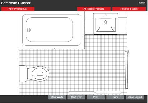 bathroom layout design tool free bathroom planner 2017 grasscloth wallpaper