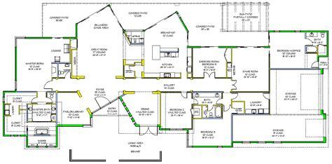 luxurious house plans southwest contemporary luxury house plan the house plan site