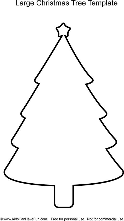 large tree template large tree template http www kidscanhavefun