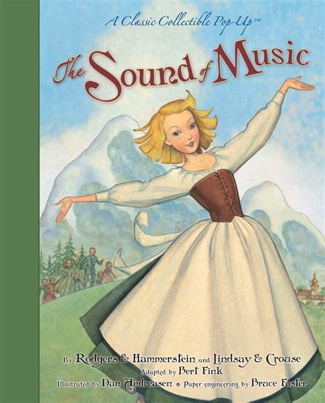 my picture book of songs the sound of book by rodgers hammerstein
