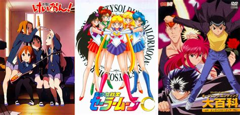 japanese series top 10 series that got japanese fans hooked on anime