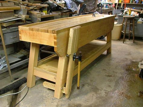 woodwork bench my work bench kiltedkacher s woodworking site