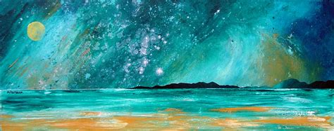 spray painting scotland paintings prints of the isles of lewis harris eriskay