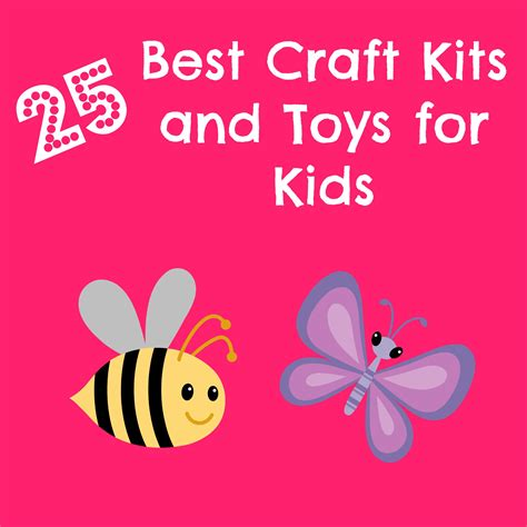 best crafts for best craft kits and craft toys for carefree crafts