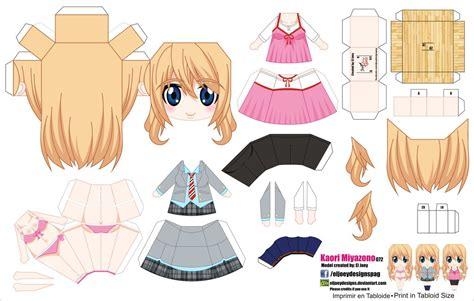 paper crafts anime hazlo tu mismo papercrafts de anime y m 225 s segunda parte