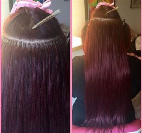 micro bead extensions reviews microbead extension specialist hair extensions 1087