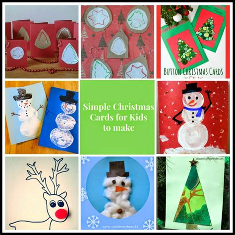 easy cards for children to make simple cards for to make crafty at home