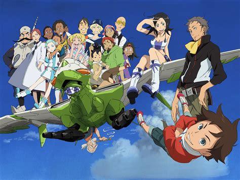 eureka seven eureka 7 tufts anime brigade